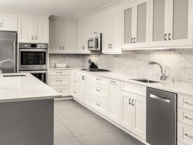 Burlington CT Kitchen Cabinets Contractors - Holland Kitchens & Baths - fab1
