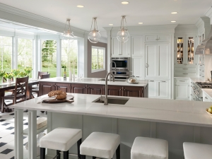 Burlington CT Kitchen Cabinets Contractors - Holland Kitchens & Baths - 2-1