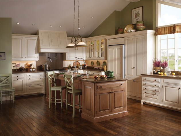 Professional Kitchen Cabinets Granby CT - Holland Kitchens & Baths - 0brook
