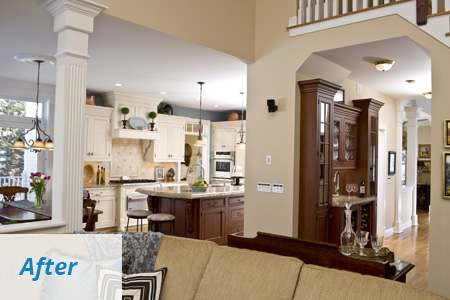 Construction Services West Hartford CT - Cabinet & Countertop Installation | Holland Kitchens & Baths - l2